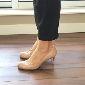 newest 7db76 33f62 Authentic Louboutin Simple Pump 70mm